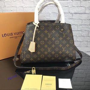 Louis Vuitton Montaigne Brand New